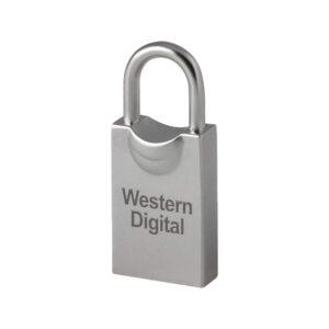فلش مموری وسترن دیجیتال مدل My Lock
