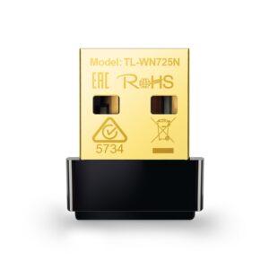 کارت شبکه USB بیسیم تی پی-لینک مدل TL-WN725N