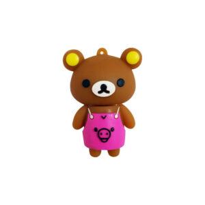 فلش مموری عروسکی کینگ فست طرح خرس