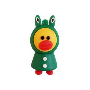 فلش مموری عروسکی کینگ فست طرح Frog Duck