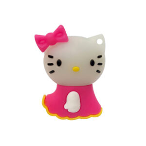 فلش مموری عروسکی کینگ فست طرح Hello Kitty