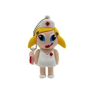 فلش مموری عروسکی کینگ فست طرح پرستار