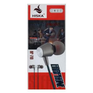 هندزفری هیسکا مدل HP-710
