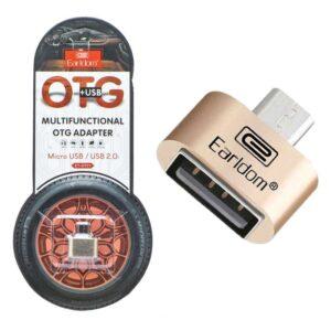 مبدل OTG به microUSB ارلدام مدل ET-OT01