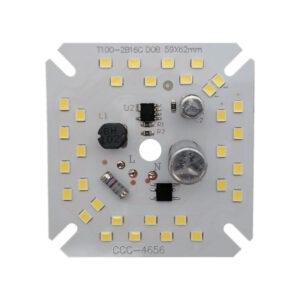 چیپ لامپ ال ای دی 30 وات استوانه ای مدل CCC-4656