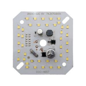 چیپ لامپ ال ای دی 40 وات استوانه ای مدل CCC-4657
