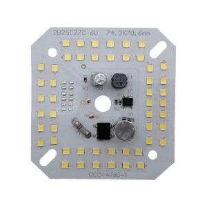 چیپ لامپ ال ای دی 50 وات استوانه ای مدل CCC-4786