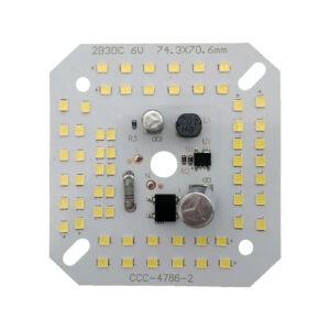 چیپ لامپ ال ای دی 60 وات استوانه ای مدل CCC-4786